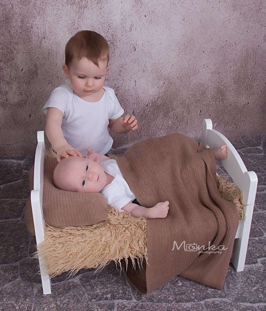 Newborn and Baby Photography with Monka Photography in Athy, County Kildare