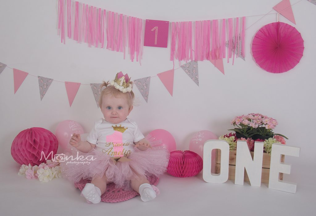 First Birthday Photos with Monka Photography in Athy, County Kildare
