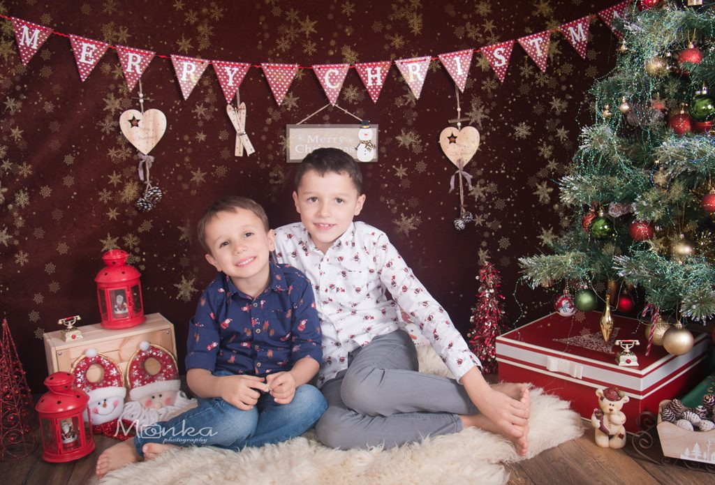 Christmas Mini Session with Monka Photography in Athy, County Kildare