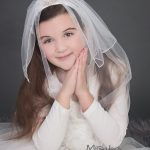 Communion Portrait by Monka Photography in Athy