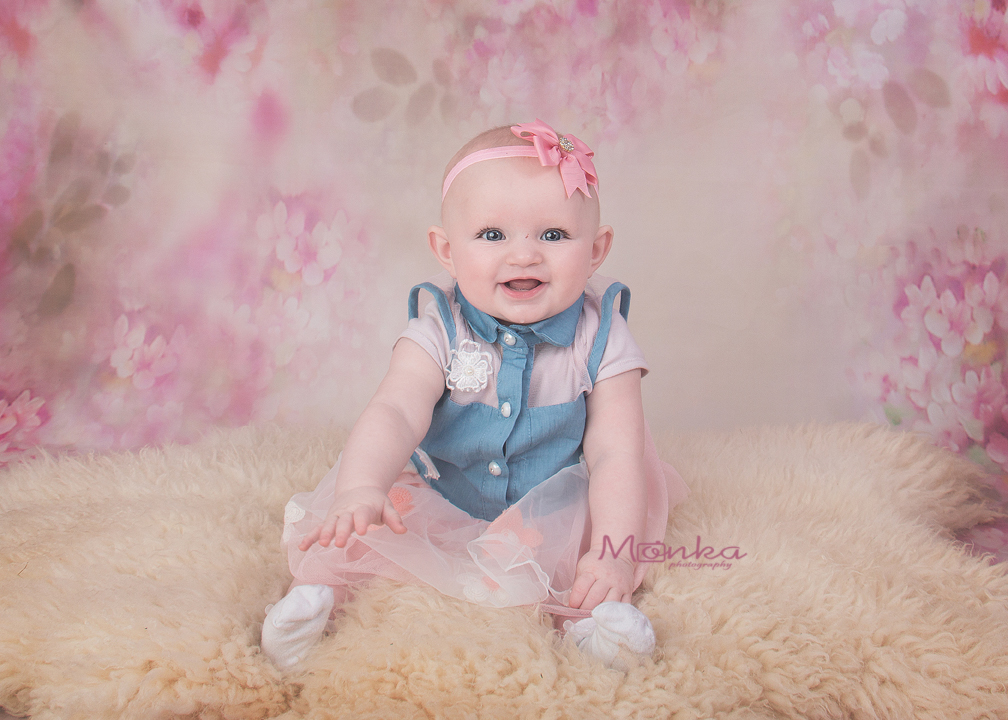 Baby Photo Session with Monka Photography in Athy, Co. Kildare