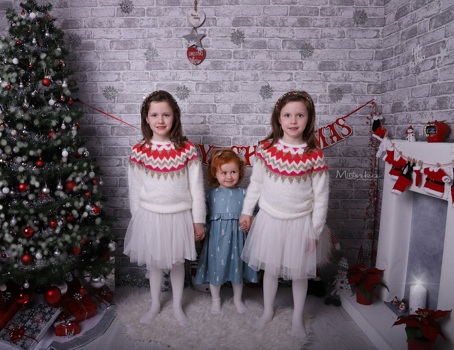 Christmas Mini Sessions with Monka Photography in Athy, County Kildare